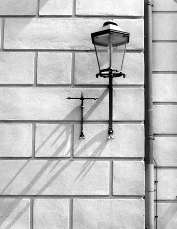 Lamp and Cross